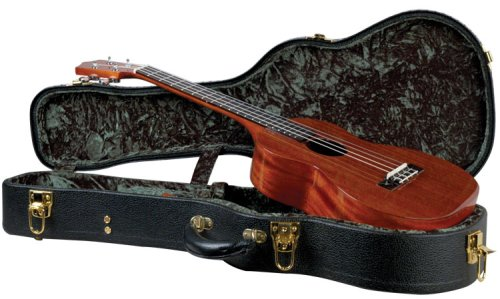 Guardian CG-044-UB Vintage Hardshell Case, Baritone Ukulele