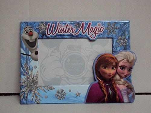 (DISNEY FROZEN ELSA, ANNA, AND OLAF WINTER MAGIC PICTURE)