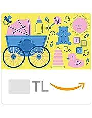 Amazon.com.tr E-Hediye Kartı