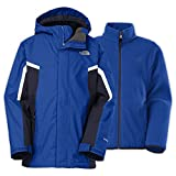 The North Face Nimbo Triclimate Jacket Boys Monster Blue XS6