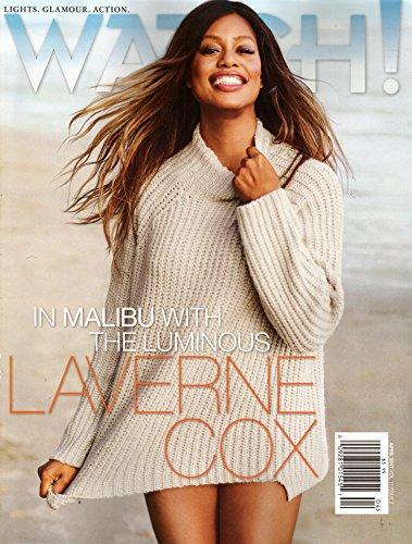 Watch  Magazine April 2017   Laverne Cox