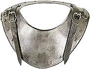 NauticalMart Medieval Dark Warrior Gorget Neck Body Armour One Size