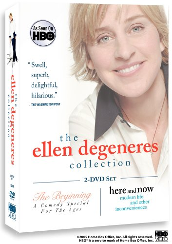 Ellen Degeneres   The Beginning   Here And Now