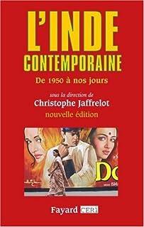 L'Inde contemporaine de 1950 à nos jours : CD 1, Jaffrelot, Christophe