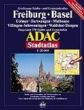 ADAC Stadtatlanten, Großraum Städte- und Gemeindea