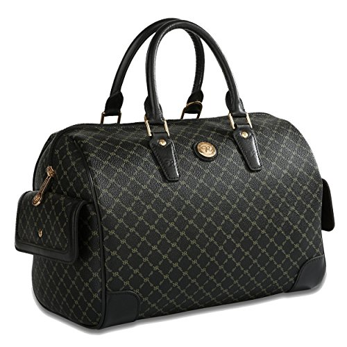 Signature Boston Bag