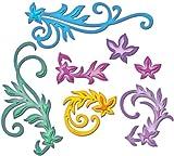 Spellbinders Floral Flourishes