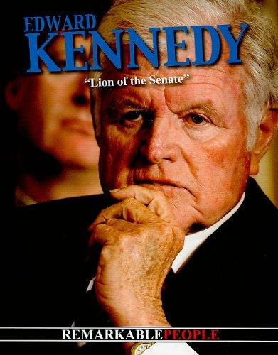 Read Online Edward Kennedy (Remarkable People) ebook