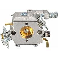 TOOGOO Nuevo carb carburetor para Poulan Sears Craftsman