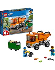 LEGO City Great Vehicles Garbage Truck 60220 Building Kit (90 Piece)