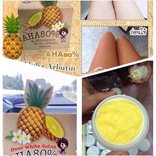 1-units-x-alpha-arbutin-aha-80-pineapple-body-cream-whitening-lighting-bleaching-skin-30g