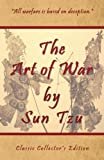 Book Cover for The Art of War by Sun Tzu - Classic Collector's Edition (Annotated)(Translated)