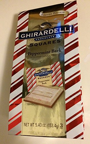 Ghirardelli Chocolate Squares LIMITED Peppermint product image