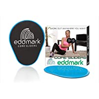 Professional Core Exercise Sliders- Dual Sided Gliding...