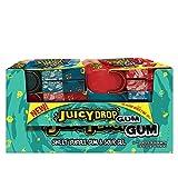 Juicy Drop Sweet Bubble Gum and Sour Gel - Wallet Case, 2.5 Ounce -- 192 per case.
