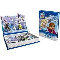 Frozen Magnetli Öykü Kitabı