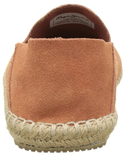 Pepe Jeans London Herren Tourist Desert Espadrilles Orange (Autumn Leaf)