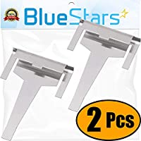 Ultra Durable DA61-06796A Clip Drain Evaporator Refoem Replacement Part by Blue Stars - Exact Fit for Samsung Refrigerator - Replaces DA61-06796A PS4145120 - PACK OF 2