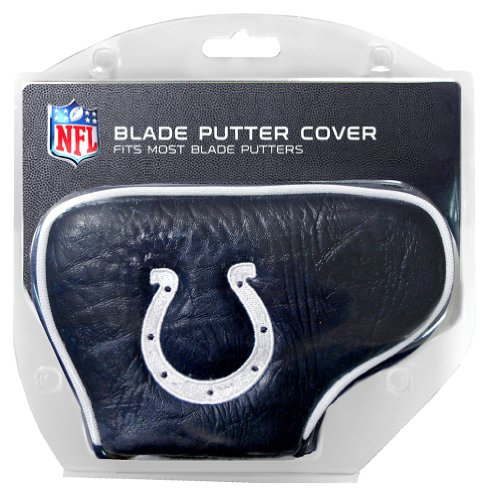 NFL Indianapolis Colts Golf Blade Putter ()