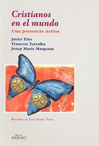 CRISTIANOS EN EL MUNDO. UNA PRESENCIA AC pdf epub