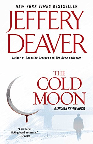 Cold Moon Lincoln Kathryn thrillers ebook product image