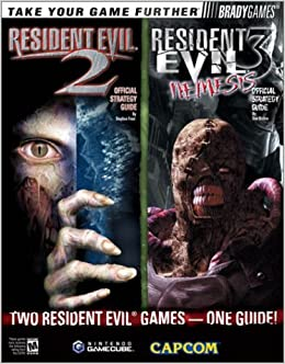 Resident Evil 2 3 Official Strategy Guide For GameCube Bradygames Guides Dan Birlew 0752073002220 Amazon Books