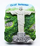 Christ the Redeemer Brazil Statue Thai Magnet Hand