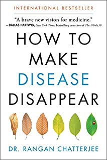 Book Cover: How to Make Disease Disappear