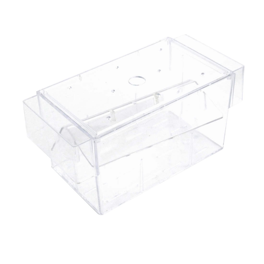 Uxcell Plastic Fish Tank Fry Net Breeder Hatchery, Clear a13071700ux0304
