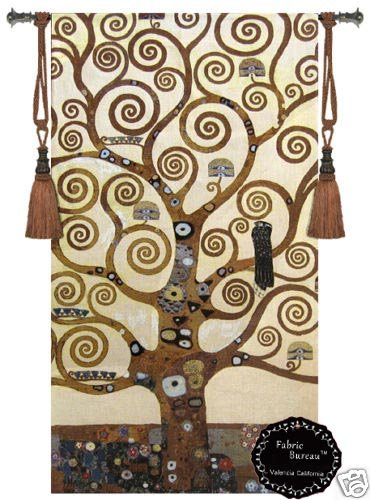 The Tree of Life By Klimt 31W