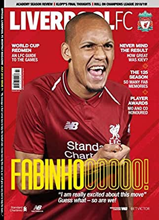 Amazon com: Liverpool FC Magazine: Kindle Store