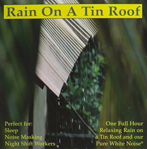 Rain On A Tin Roof Rain Sounds Cd Import It All