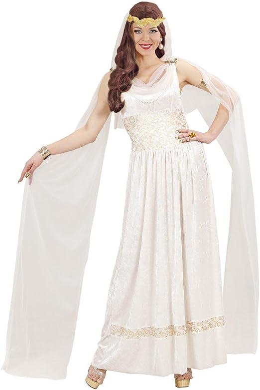 Disfraz Carnaval Mujer Vestido con Capas Imperatrice Romana ...