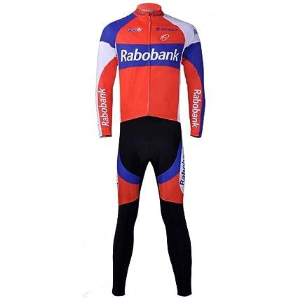 Wulibike Conjunto Ciclismo Hombre Traje Btt Invierno Ropa de ...