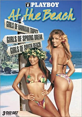 Playboy At The Beach Amazonca Dvd