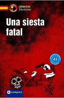 Negocio Mortal Compact Lernkrimi Spanisch Niveau A2 Lernkrimi