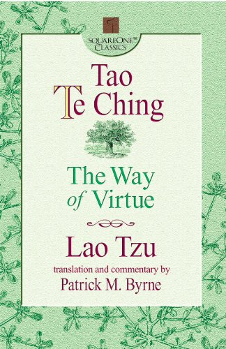 Tao Te Ching: The Way of Virtue (Square One Classics)