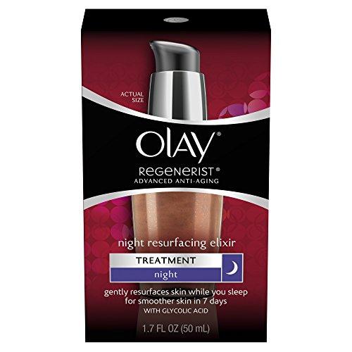 Olay Regenerist Advanced Anti-Aging Night Resurfacing Elixir 1.7 Fl Oz in the UAE. See prices
