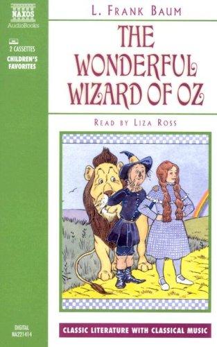 The Wonderful Wizard of Oz by Naxos Audiobooks