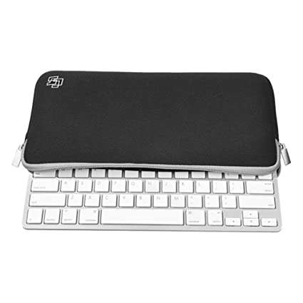 626f09478f9 Liqiqi For Apple Magic Keyboard Travel Storage Carrying Case Cover Bag  Portable Shockproof Protective Cover for Apple Magic Bluetooth Keyboard: ...