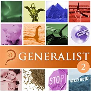 Generalist, Volume 2 Audiobook