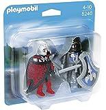 Playmobil Medieval - Duo Pack: duelo de caballeros (5240)
