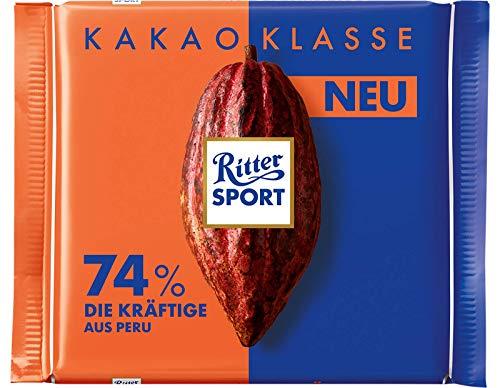 ritter sport dark chocolate - 7