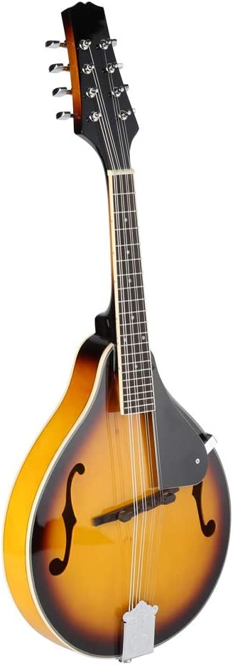 Mandolina, 8 cuerdas Madera Clásico Mandolina acústica Guitarra de ...