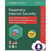Kaspersky Internet Security 2019 - 1 PC / 1 año (clave)