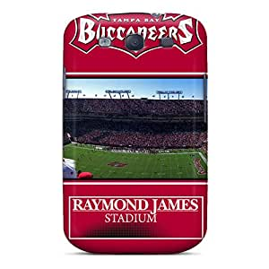 Cute Appearance Cover/tpu ZVpFdKU-5302 Tampa Bay Buccaneers Case For Galaxy S3