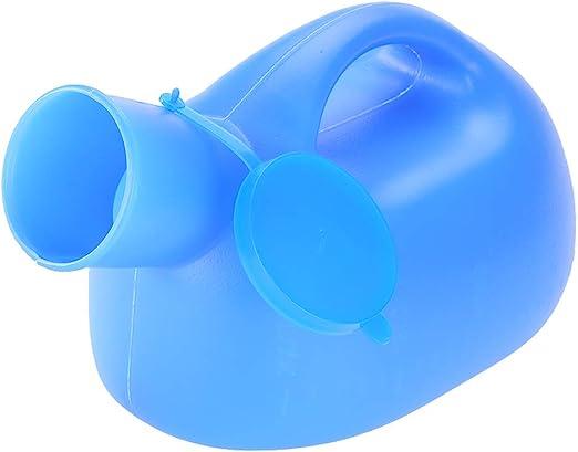 Männer Outdoor-Urinflasche Fahren mit Deckel Urinablage Fahren Urinal 2000ML