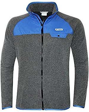 Men's Hooper Bay PFG Full Zip Soft Fleece Jacket