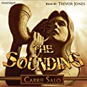 The Sounding Audiobook by Carrie Salo Narrated by Trevor Jones
