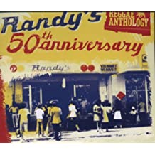VARIOUS - RANDYS 50TH ANNIVERSARY
